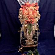 Custom Basket Gourmet Gift Basket