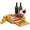 Wine & Cheese Gourmet Wine Gift