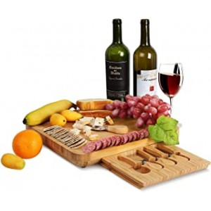 Wine & Cheese Gourmet Wine Gift