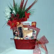 Chocolate Nibblings Gift Basket