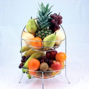 Delux Fruit Gift Basket