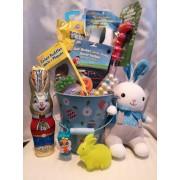 Easter Basket Boy E104