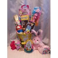 Easter Basket Girl E105