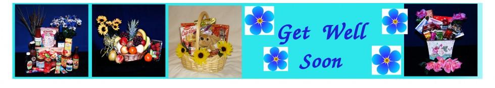 Get Well gift baskets