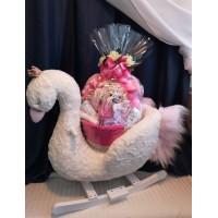 L'il Princess Rocker Baby Gift Basket