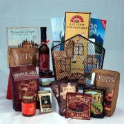 House of Snacks Gourmet Gift Basket