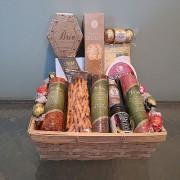 Meat & More Delux Gift Basket