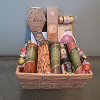 Meat & More Delux Gift Basket