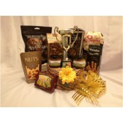 #1 Dad / Brother / Uncle /Aunt / Sister / Mother Gift Basket