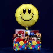Happy Face Gift Basket