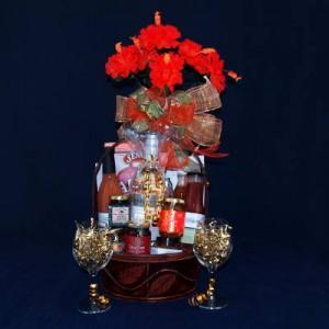 Okanagan Spirit Gourmet Gift Basket