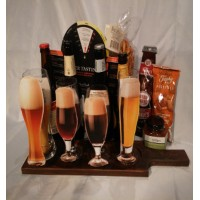 Beer Taste Test Gift Basket