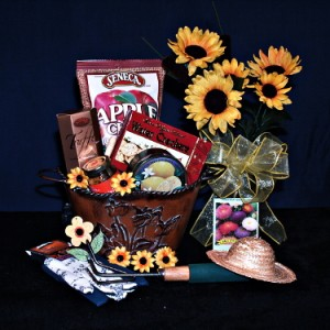 Appreciation Grows Gift Basket
