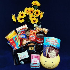 Chicken Noodle Soup Gift Basket