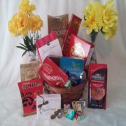 Chocolate Delight Gourmet Gift Basket