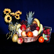 Basket of Fruit Gift Basket