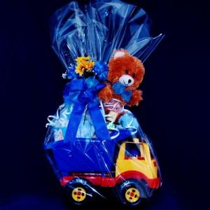 Li'l Trucker Gift Basket