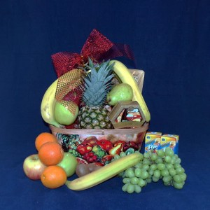 Fruit, Fruit & more Fruit Gift Basket