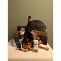 Slate Wine & Cheese pairing set