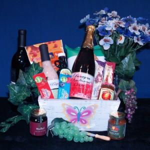 Okanagan Crate Gourmet Gift Basket