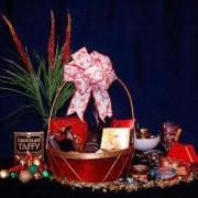 Sparkling  Gourmet Gift Basket