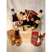 Craft Beer Gourmet Gift Basket