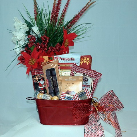 Chocolate Nibblings Gift Basket