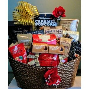 Elite Treats Gourmet GIft Basket