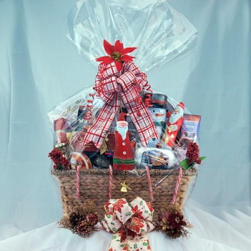 Family Christmas Gift Baskets.Family Christmas Gourmet Gift Basket Family Christmas