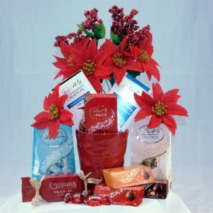 Chocolate Excellence Gourmet Gift Basket