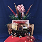 Nuts & Bolts of Holidays Gourmet Gift Basket