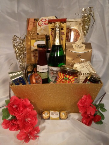 Okanagan Preview Gourmet Gift Basket