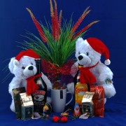 Winter Warmers Christmas Gourmet Gift Basket