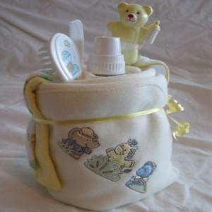 Baby Bundle Gift Basket