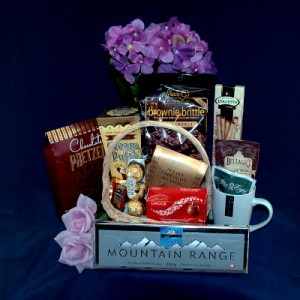 Chocolate Lovers Gourmet Gift Basket