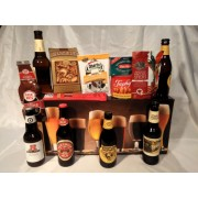 Pub Night Connoisseur Gift Basket