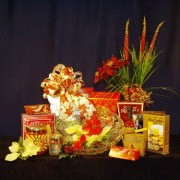 Delicious Snack Platter Gourmet Gift Basket