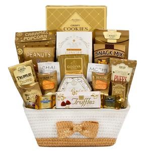 All Indulgence Gourmet GIft Basket