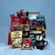 Extreme Coffee Lovers Gift Basket