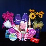 Feeling Pampered Gift Basket
