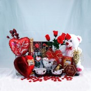 Fondue 4 Two Gourmet Gift Basket