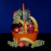 Fruit & More Gourmet Gift Basket