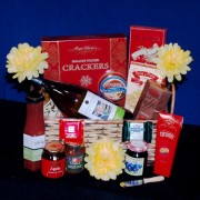 Great Appreciation-Med- Gourmet Gift Basket