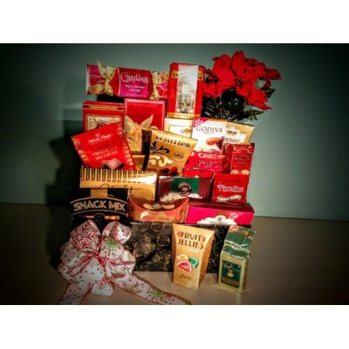 Ambassador gift basket ambassador gift basket ambassador gourmet gift basket negle Image collections
