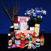 Large Okanagan Basket Gourmet Gift Basket