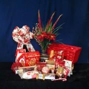 Lasting Impressions Gourmet Gift Basket