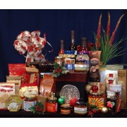 Luxury Gift Basket Gourmet Gift Basket
