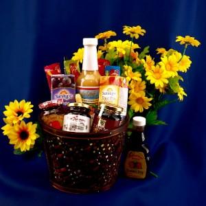 Okanagan Taster Gourmet Gift Basket