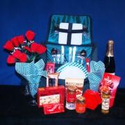 Picnic Pack Gift Basket