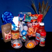 Pool & Games Room Gift Basket